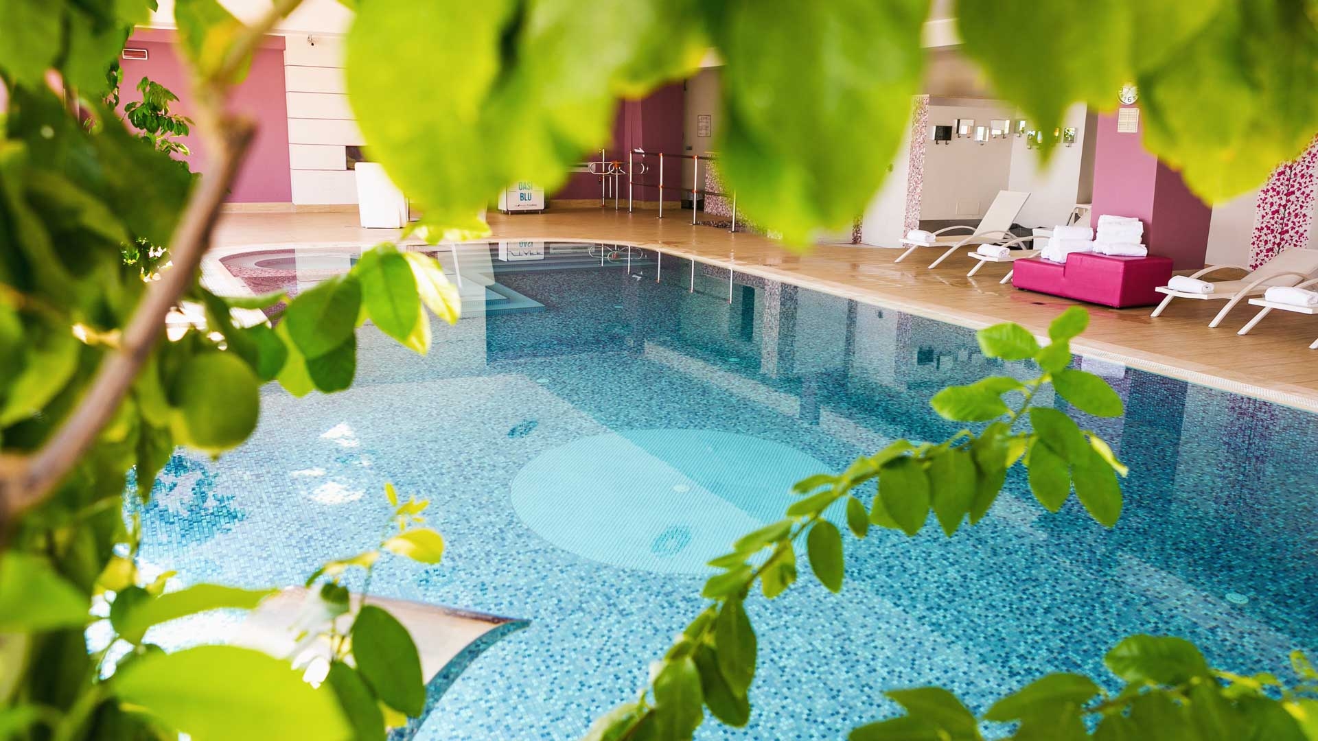 Centro Benessere Yes Hotel Touring